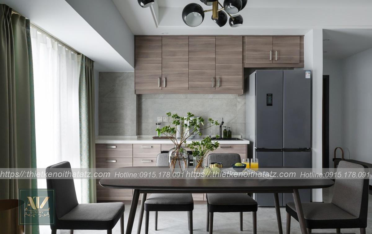 Thiết kế nội thất chung cư Terra An Hưng cho chị Hà anh Hưng