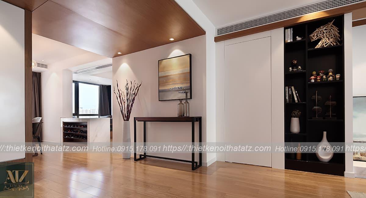 Thiết kế nội thất chung cư Sunshine Riverside Tây Hồ
